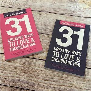 31 Creative Ways to Love and Encourage set